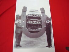 1969 PONTIAC GRAND PRIX WITH JOHN DELOREAN  11 X 17  PHOTO  PICTURE