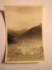 Andermatt - Berge / Foto
