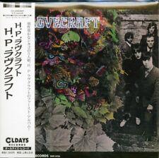 H.P. LOVECRAFT-H. P. LOVECRAFT-JAPAN MINI LP CD BONUS TRACK C94