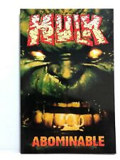 Incredible Hulk Vol 4: Abominable TPB 2003 Bruce Jones Mike Deodato NM-MT UNREAD