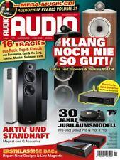 AUDIO 11/2021 Zeitschrift Magazin neuwertig + CD
