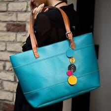 Casual Women Handbag Shoulder Bag Messenger Large Tote Leather Ladies Purse Bags