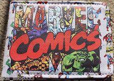 MARVEL COMICS Bi fold wallet X-Men deadpool Marvel Comics US Seller avengers wht