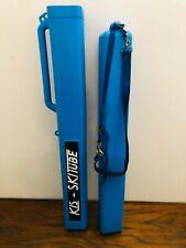 New listing Kis Ski Tube Sportube S3 Ski Case [Ski Bag] - Blue