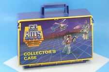 Vintage Tonka 1984 GoBots Collector Case.