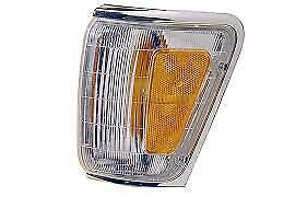 18-1450-66 Cornering Light Chrome w/Bulb 89-91 4RUNNER PICKUP 4WD Front Left
