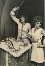 Italia, Caterina Caselli Vintage silver print Tirage argentique  20x30  Ci