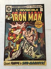 Iron Man # 9 Edition Heritage
