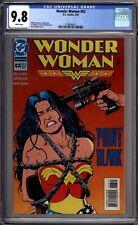 Wonder Woman 83 CGC Graded 9.8 NM/MT Brain Bolland Bondage DC Comics 1994