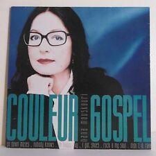 """33T Nana MOUSKOURI Disque LP 12"""" COULEUR GOSPEL - PHILIPS 846759-1 rare"""