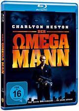 Der Omega Mann [Blu-ray/NEU/OVP] Charlton Heston, Anthony Zerbe, Rosalind Cash,