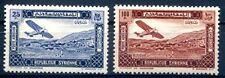 Syrie 1934 pa 67, 69 ** tamponné (z0525