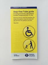Transport of London - Step-free Tube Guide - May 2015