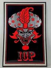 Insane Clown Posse ICP 1997 Black Light Poster #1763 by Scorpio Posters