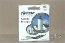 Tiffen 62mm CPL Circular Polarizing Polarizer Filter - LNIB