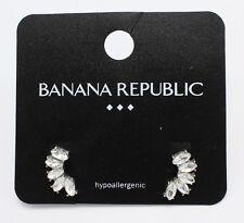 New Pair of Rhinestone Stud Earrings from Banana Republic #BRE30