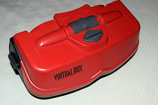 Virtual Boy Nintendo System Console Only VUE-001 Serviced + Tested