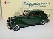 LANSDOWNE MODELS 1950 BENTLEY MK VI 4 DOOR SALOON DARK GREEN 1/43 LDM64