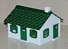 Vintage Plasticville Cape Cod House Kit Not glued  Nol box