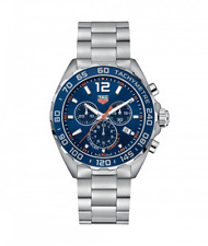 New Tag Heuer Formula 1 Chronograph Blue Dial Men's Watch CAZ1014.BA0842