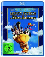 Monty Python: DIE RITTER DER KOKOSNUSS (Blu-ray Disc) NEU+OVP