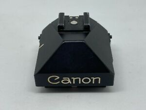 Canon Eye Level Finder FN, Interchangeable Prism Viewfinder for NEW-F-1, G to VG