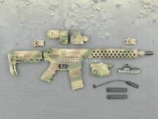 1/6 Scale Toy Hostage Rescue Team - Snakeskin AR-15 Assault Rifle w/Attachments