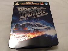 Back to the Future Trilogy - Limited Collectors Edition Tin Set - UK Blu Ray