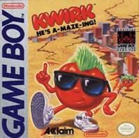 Kwirk Nintendo Game Boy
