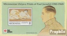 Mikronesien block10 (complete.issue.) unmounted mint / never hinged 1991 Stamp E