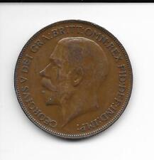 George V One Penny 1921