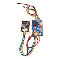 K200 Fingerprint Access control board + R302 Fingerprint Scanner Sensor Module