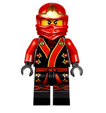 Lego red Ninjago kai ZX Elemental Robes Kimono KX   NEW 2013 MINIFIG