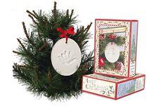Child to Cherish Non Toxic Plaster Handprint Christmas Ornament Kit - 159661