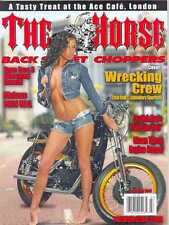 THE HORSE BACKSTREET CHOPPERS No.110 (New Copy) *Free Post To USA,Canada,EU