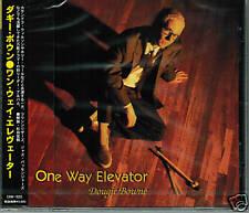 DOUGIE BOWNE One Way Elevator JOHN MEDESKI oop Jpn CD!