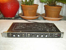 Peavey IP-1 Instrument Preamp with Equalizer, Eq, Vintage Rack, As Is