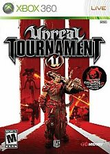 Unreal Tournament III (Microsoft Xbox 360, 2008) -Complete