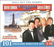 Blueberry Hill Roll out The Barrel - 101 Singalong Wurlitzer Hits CD DVD