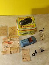 1950's Schuco Examico 4001, Schuco 3000 Car, Original W/ Instructions / Parts