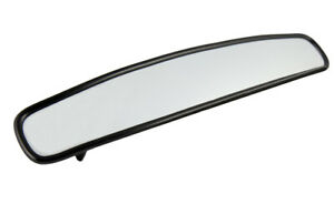 """Motamec Racing 17"""" Wide Angle Rear View Mirror - Universal Race Car Mirror Only"""