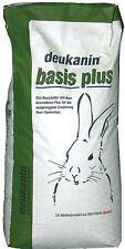 deukanin basis plus 25kg Kaninchen Futter Hasenfutter Kaninchenpellets Nager