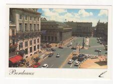 Bordeaux Place de la Comedie France Postcard 388a