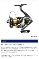 Shimano 2020 New Twinpower 4000XG Spinning Reel