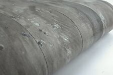 Wood Panel Contact Paper Film Vinyl Self Adhesive Peel-stick Removable Grey