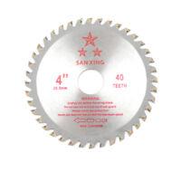 Wood Cutting Saw Blade 4 Inch 40T Circular Drill Saw Blade Power Tool ia
