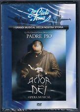 PADRE PIO  ACTOR DEI DVD FAMIGLIA CRISTIANA SIGILLATO!!!