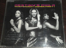 CD.  Destiny's Child / Independent Woman Part I /4 Track CD / Made in Australia