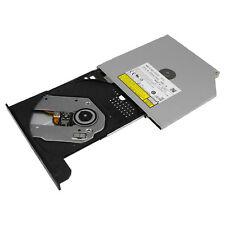 Internal 9.0mm SATA DVD 8X Burner CD 24X Writer Laptop Optical Media Disc Drive