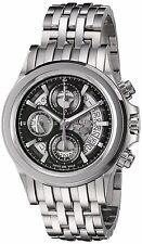 Bulova AccuSwiss Men's 63B170 Kirkwood Automatic Chronograph Dress 42mm Watch
